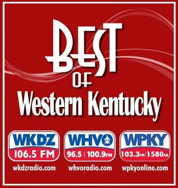 Best of Western Kentucky Ballot WKDZ